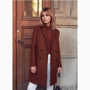 Sezane Johnson Coat